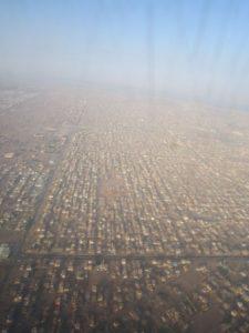 Khartum aus der Luft, (c) www.strenz.de