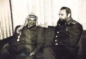 Good Fellas Arafat und Castro