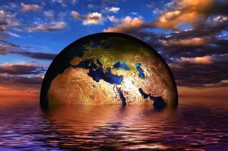 Augenschmaus im Klimahaus oder wie man Weltretter wird
