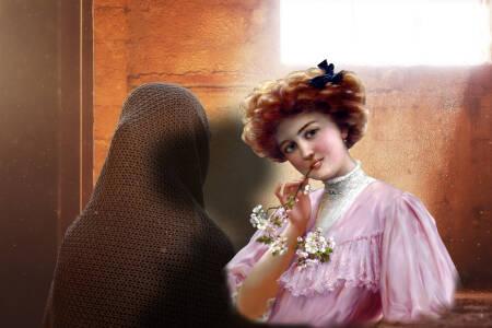 Unterdrückung der Frau im Islam als Folge viktorianischer Moralvorstellungen und Kolonialismus?