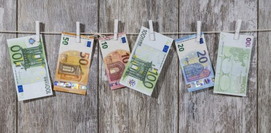 Die Spur des Geldes