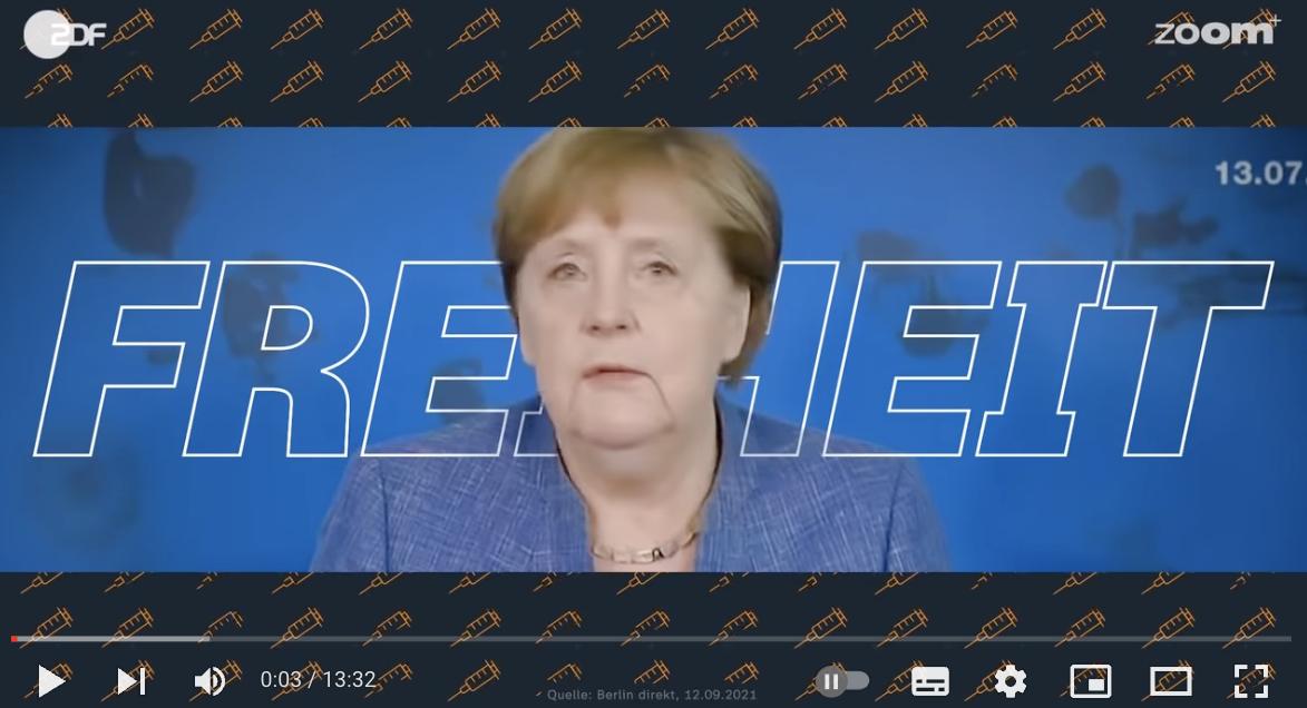 2021 – das Jahr, in dem das ZDF Kontakt aufnahm - unbesorgt